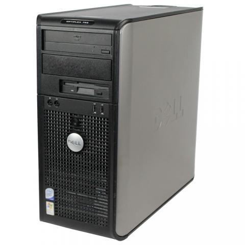 Optiplex 755 Mini Tower Desktop