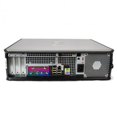 Dell Optiplex 755/760 Back