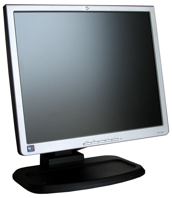 HP L1745 LCD Monitor
