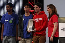 World championship web design award
