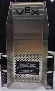 2013 world champion website award