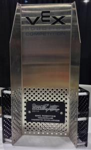 2013 world champion website award
